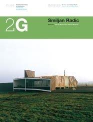 9788425222023: 2G 44 Smiljan Radic (2G: International Architecture Review) (2G: International Architecture Review Series)