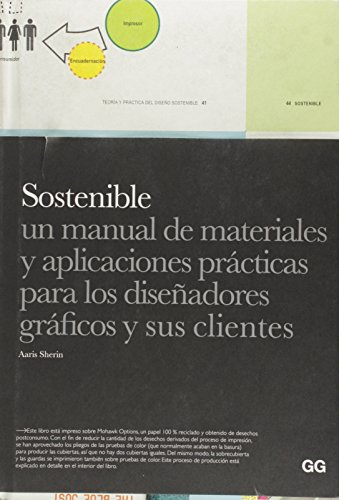 9788425223228: SOSTENIBLE UN MANUAL DE MATERIALES Y APLICACIONES PRACTICAS