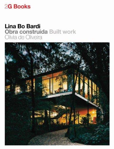 2G Book: Lina Bo Bardi - Built: Oliveira, Olivia De