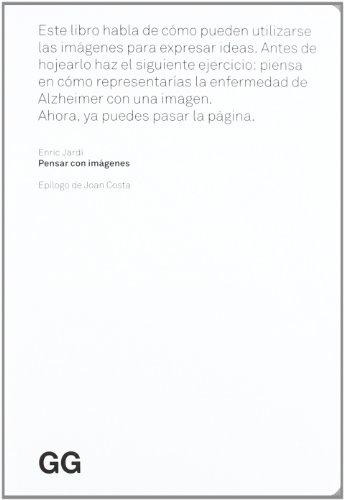 9788425224362: PENSAR CON IMAGENES
