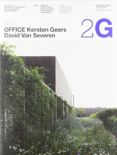 9788425224546: 2G N.63 OFFICE Kersten Geers David Van Severen (2g Revista)