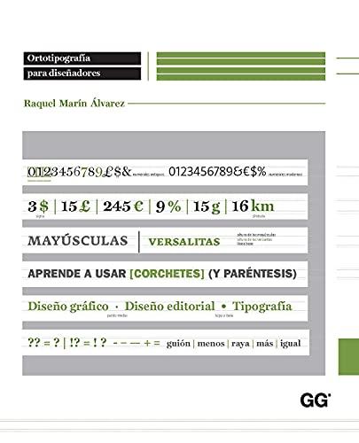 9788425226038: Ortotipografía para diseñadores