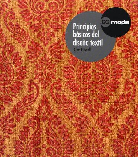 9788425226403: Principios básicos del diseño textil (GGmoda)