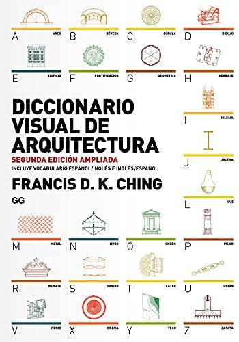 9788425227868: Diccionario visual de arquitectura