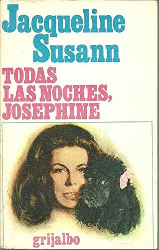 9788425304798: Todas las noches Josephine