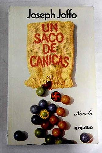 9788425308185: UN SACO DE CANICAS