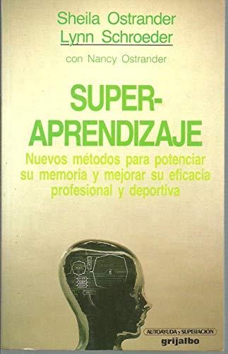 9788425312533: Superaprendizaje/Superlearning (Spanish Edition)