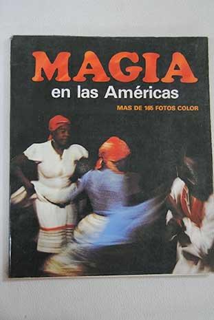 9788425313080: Magia en las Américas (Spanish Edition)