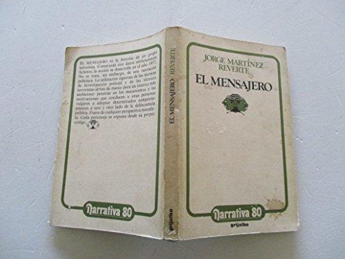 9788425313806: El mensajero (Narrativa 80) (Spanish Edition)