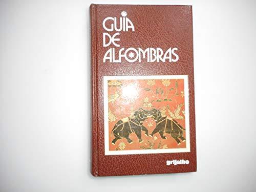 9788425314216: Guia de alfombras