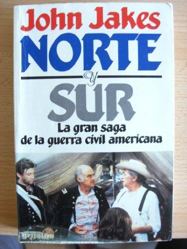 9788425314643: Norte Y Sur/North and South (Spanish Edition)