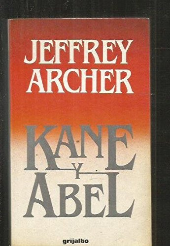 9788425317057: Kane Y Abel / Kane and Abel (Spanish Edition)