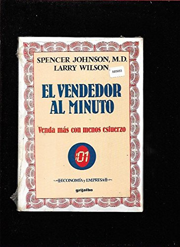 9788425317101: El Vendedor Al Minuto/the One Minute Manager (Spanish Edition)