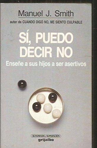 9788425319921 Si Puedo Decir No Spanish Edition