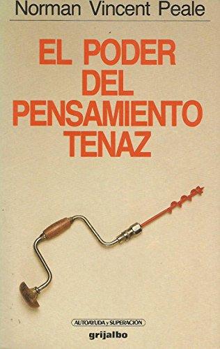 9788425320484: El Poder Del Pensamiento Tenaz (Spanish Edition)