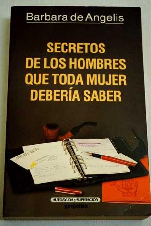 9788425322594: Secretos de Los Hombres Que Toda Mujer... (Spanish Edition)