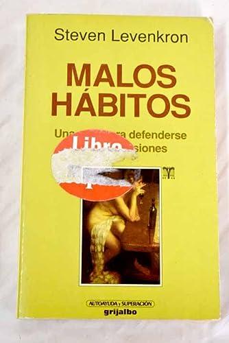 9788425323928: MALOS HABITOS
