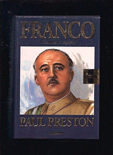 Franco: Caudillo De Espana: Paul PRESTON