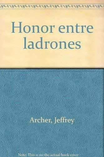 9788425326417: Honor entre ladrones