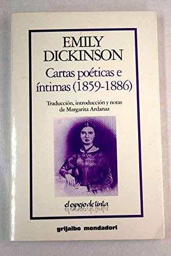 9788425327377: Cartas poéticas e íntimas, (1859-1886)