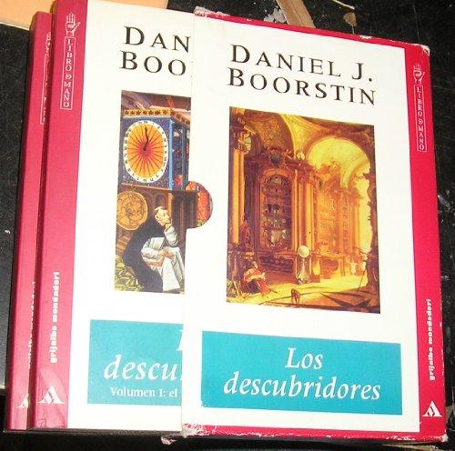 9788425327452: LOS DESCUBRIDORES 2 tomos - volumen 1 el tiempo y la geografia - volumen 2 la naturaleza y la sociedad