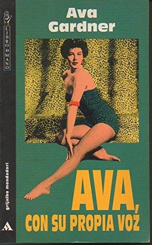9788425327469: Ava Con Su Propia Voz