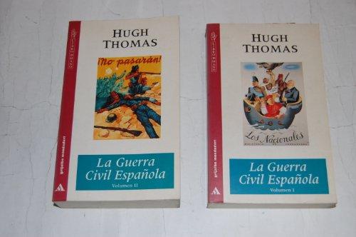 9788425327674: No Pasaran/los Nacionales (La Guerra Espanola, volumes 1 & 2)