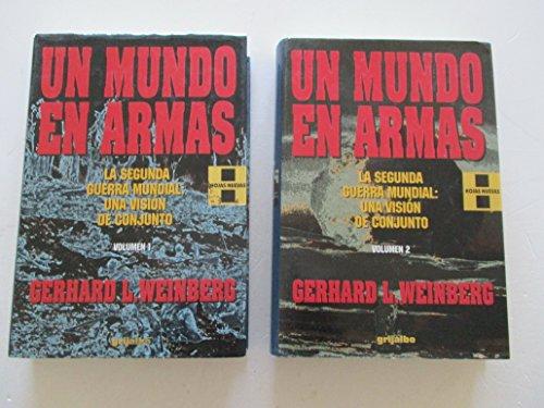 9788425328022: MUNDO EN ARMAS, UN (2 VOLS.) LA SEGUNDA