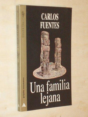 9788425329746: Una familia lejana