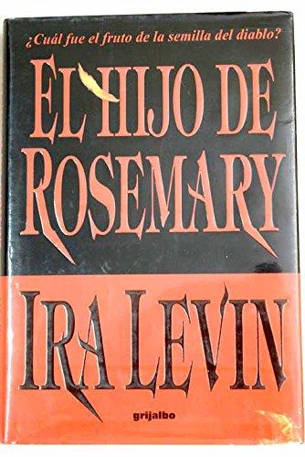 9788425330865: El hijo de rosemary