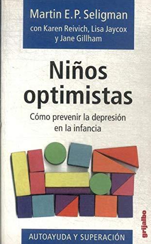 9788425332609: Niños optimistas