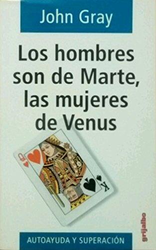 9788425333132: Los hombres de marte,las mujeres de venus