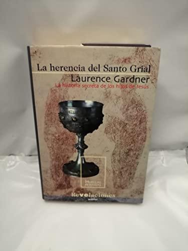 9788425333538: La herencia del Santo Grial