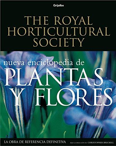 9788425334719: Nueva enciclopedia de plantas y flores (Jardinería)