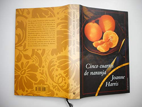 9788425335846: Cinco Cuartos de Naranja (Spanish Edition)
