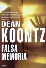 9788425335884: Falsa Memoria / False Memory (Spanish Edition)