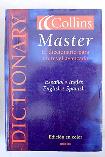Collins Master Dictionary: Harper collins