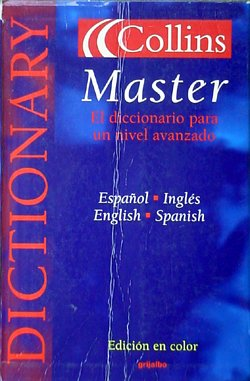 Collins Master Dictionary: Various Authors