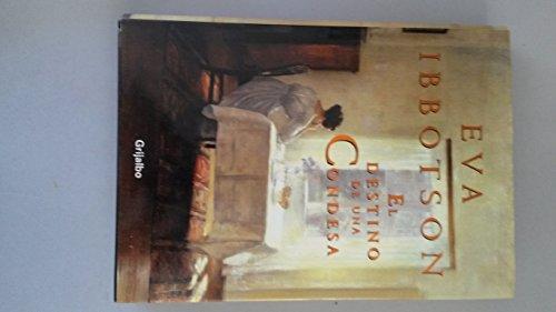 9788425337109: El destino de una condesa / The fate of a Countess (Spanish Edition)