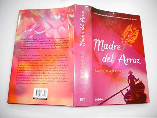 9788425338168: Madre del Arroz (Ficcion) (Spanish Edition)