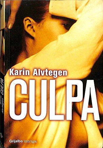 9788425338717: Culpa / Guilt (Nov.Intrig) (Spanish Edition)