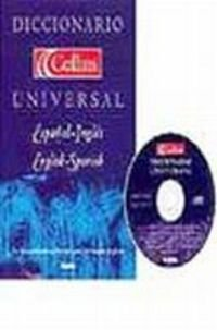 9788425339400: Dicc. Collins Universal Esp/ing - Eng/spa (+cd-Rom)