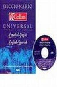 9788425339400: Dicc. Collins Universal Esp/ing - Eng/spa (+cd-Rom)
