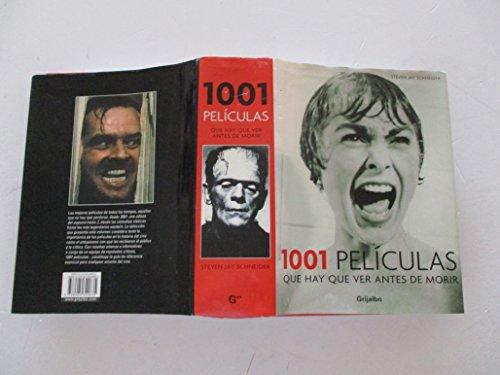 9788425340635: 1001 peliculas que hay que ver antes de morir (Libros Ilustrados (grijalbo))