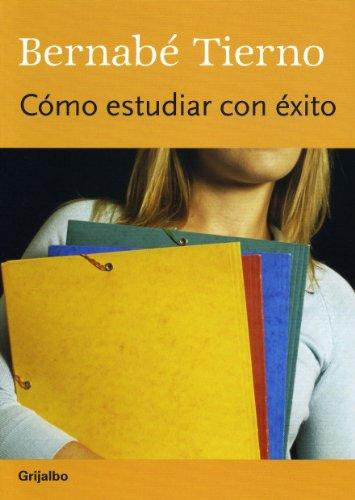 9788425340840: Como estudiar con exito / How to Succesfully Study (Spanish Edition)