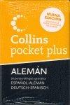 Dicc. collins pocket plus esp/ale - deu/spa - Aa.Vv.