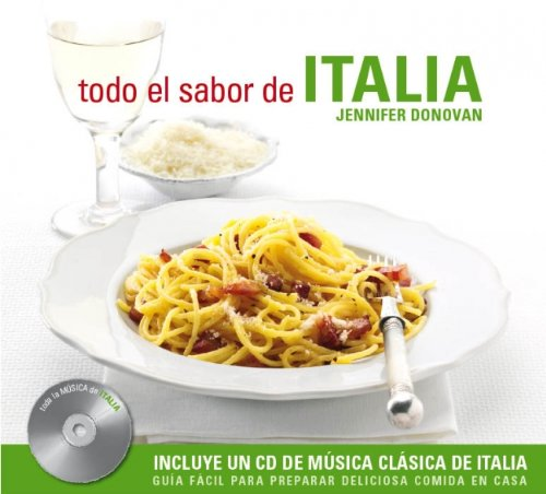 9788425341403: Todo el sabor de Italia (SABORES)