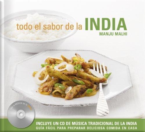 9788425342424: Todo el sabor de la India/ Easy Indian Cookbook (Spanish Edition)