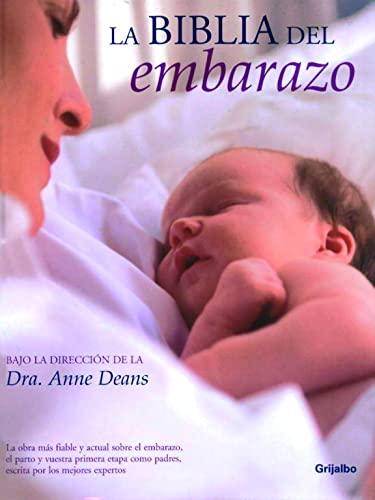 9788425342523: La biblia del embarazo (EMBARAZO, BEBE Y NIÑO)