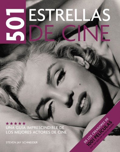 9788425342653: 501 estrellas de cine / 501 Movie Stars (Spanish Edition)